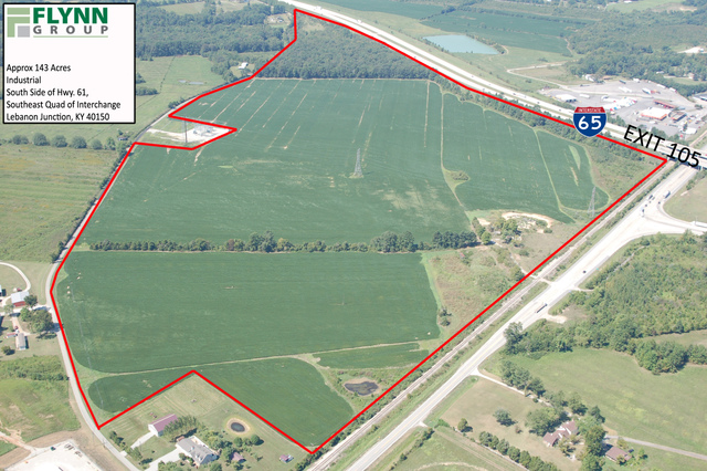 12911 South Preston Highway - Birdseye Property Outline