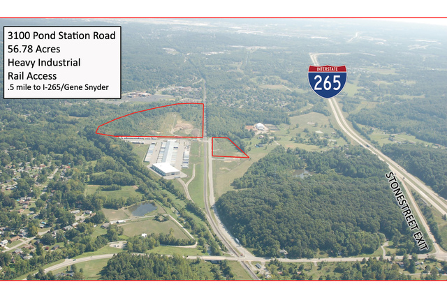 3100 Pond Station Road - Property Outline 1